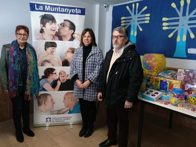 ASESA y sus trabajadores colaboran con La Muntanyeta